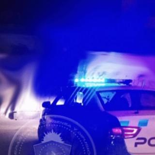 NEUQUÉN: Un policía apedreado al hacer cumplir el aislamiento obligatorio