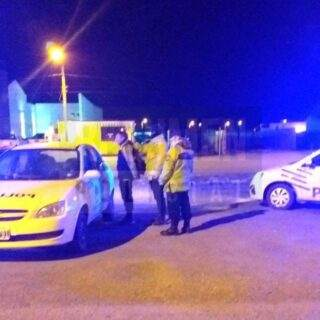 La Policía ya lleva detenidas más de 200 personas en toda la provincia por violar la cuarentena
