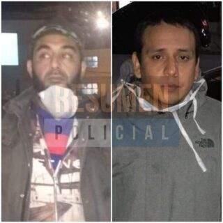 Un efectivo policial fue asaltado en su casa de Ushuaia por dos sujetos