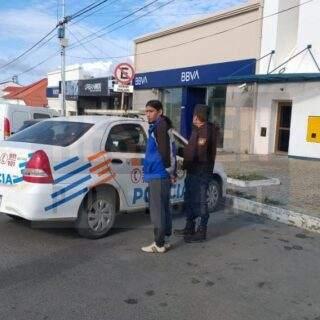 Enviaron al único detenido por violar el DNU de cuarentena a la Unidad de Detención