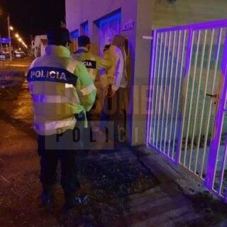 Enésima detención del joven reincidente Facundo García, esta vez por intento de hurto de un taxi
