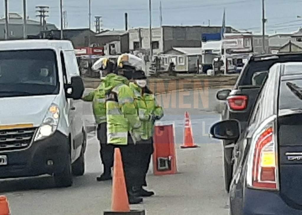 La Policía en Río Grande tiene casi un centenar de efectivos aislados ante 8 casos positivos de COVID