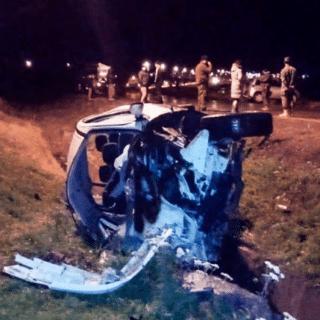 PTO. NATALES: Dos muertos en fatal accidente
