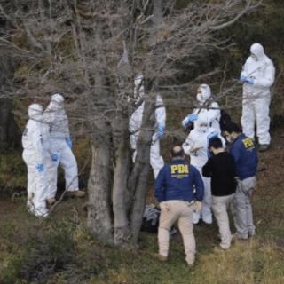 PTA. ARENAS: Investigan hallazgo de cadáver al interior de parque
