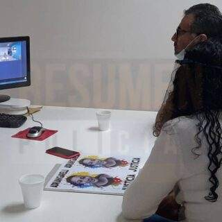 Comenzó el juicio por el crimen de Garelli con una transmisión para los padres de la víctima