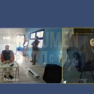 La defensa de Núñez interpuso nulidades y se opuso a la transmisión del juicio por Facebook