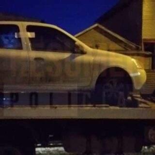 Un vehículo secuestrado por estar su conductor en estado de ebriedad