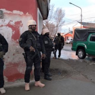 RÍO GALLEGOS: Dos detenidos por realizar disparos contra una casa