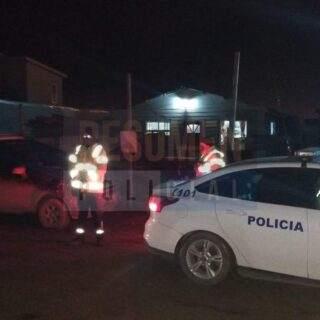 Allanaron a ladrones de obras en construcción y recuperaron algunas aberturas de PVC robadas la semana pasada