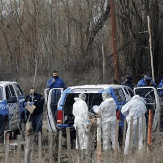 NEUQUÉN: Femicidio de la arquitecta: cómo llegaron al cuerpo de María Marta