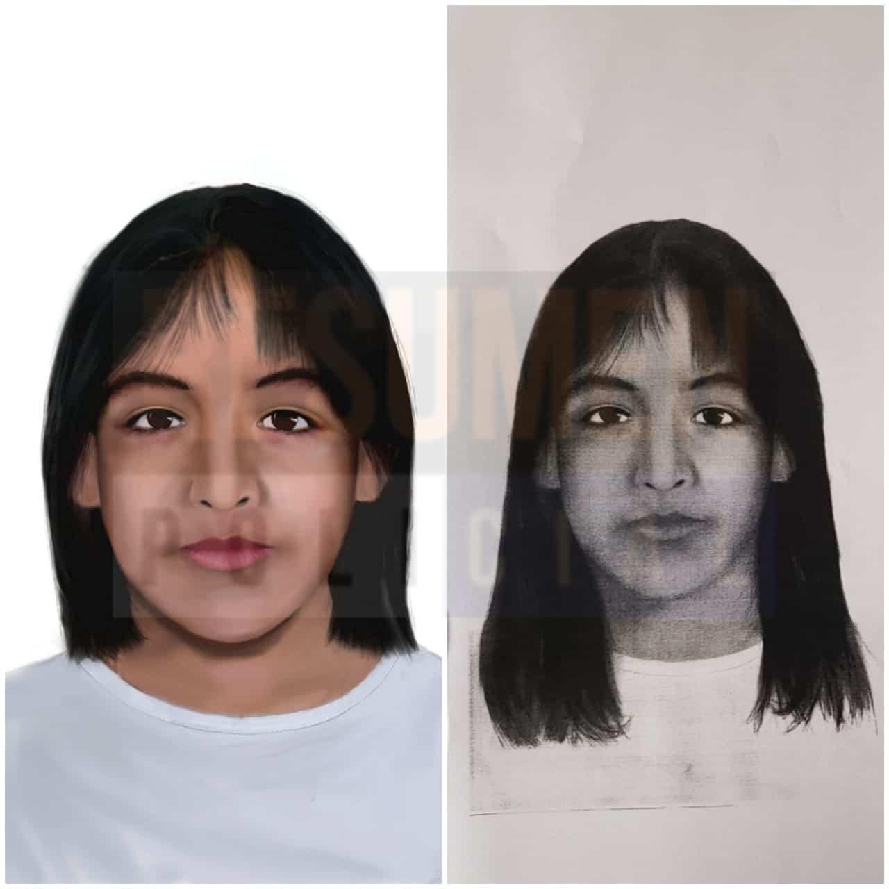 """María Elena Delgado; """"es muy fuerte mirar la actualización del rostro de nuestra hija"""" dijo entre lágrimas"""