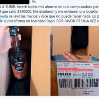CIPOLLETTI: El insólito caso de una estafa por Mercado Libre