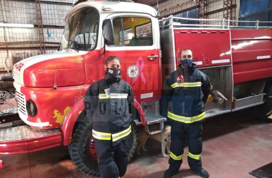 Bomberos de Tolhuin recuperaron equipos que la Federación no había entregado