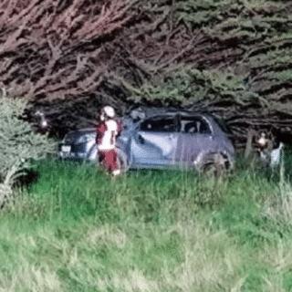 PTO.NATALES: Murió conductor que protagonizó grave volcamiento