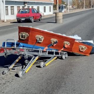 NEUQUÉN: Quién era la joven víctima que trasladaban para su entierro en Picún Leufú