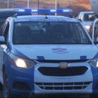 NEUQUÉN: Huía a pie de la Policía por la ruta N° 7 y causó un choque múltiple